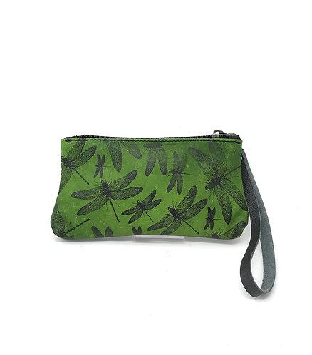 COVER - verde/libellule