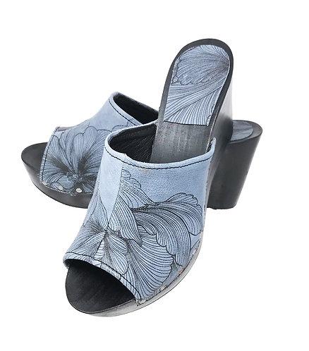 Zoccoli SOLE Azzurri (mis. 38)