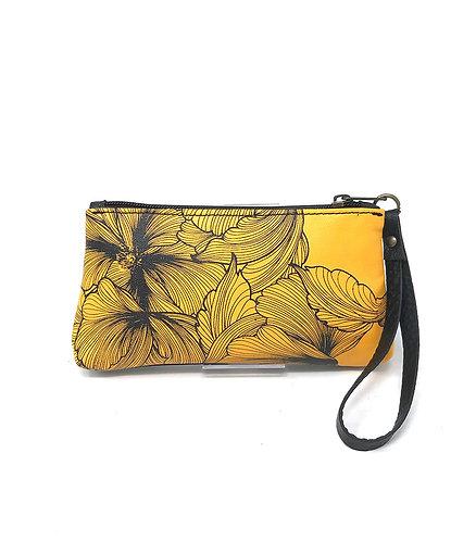 COVER - giallo/fiori