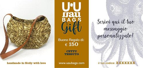 150€ Coupon UAU