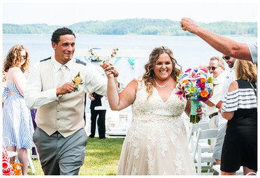 Karly & Orlando's Wedding | Hinckley Lake, NY