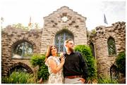 Angela & Ryan's Engagement Session | Beardslee Castle, Little Falls, NY