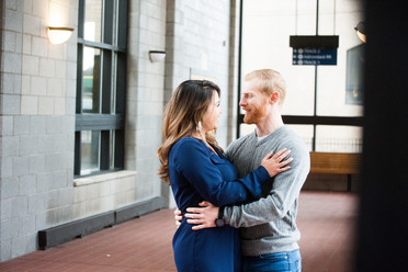 Kevin and Courtney's Engagement Session