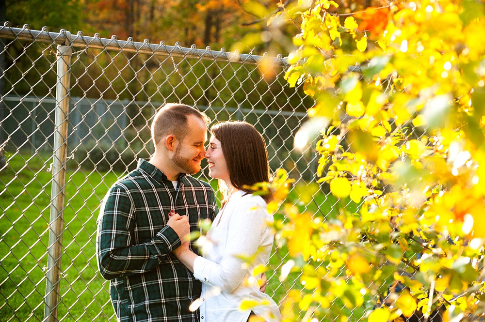 New Hartford, NY Engagement Photographer