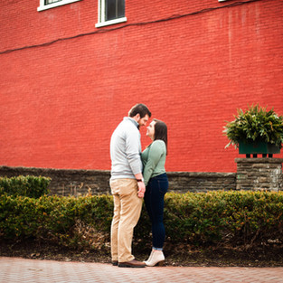 Cooperstown NY Engagement Photographer