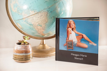 New Product- Hard Cover Senior Albums