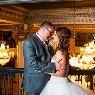 Doubletree Hilton Hotel Utica, Wedding Photographer