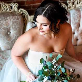 CNY Wedding Photographer, Bridal Session
