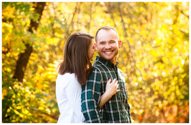 Jill & Ryan's Engagement Session | New Hartford, NY