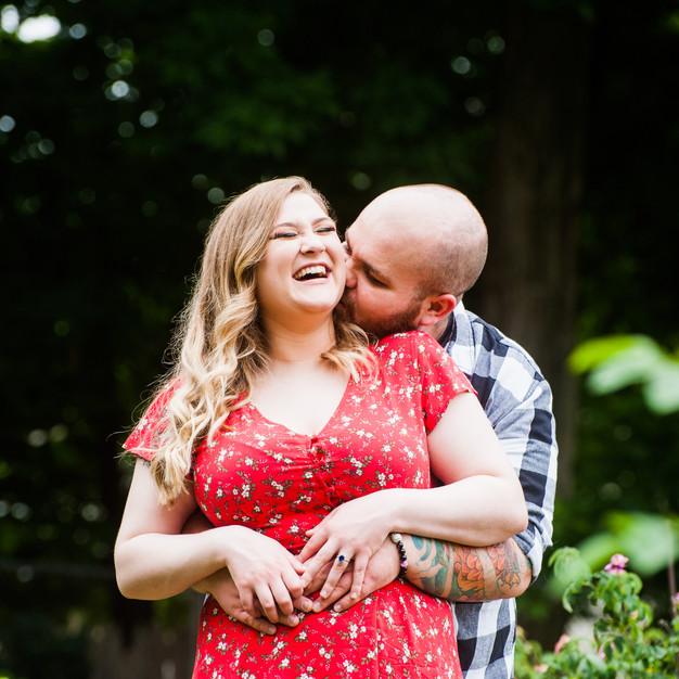 Syracuse NY Engagement Photographer