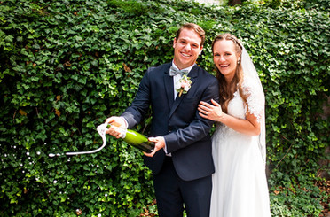 Ashley & Alexander's Micro Wedding - Syracuse, NY