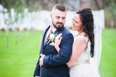Samantha & Nathan's Wedding