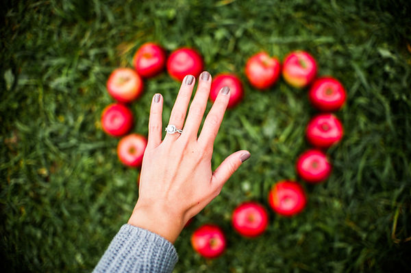 CNY Engagement Photographer