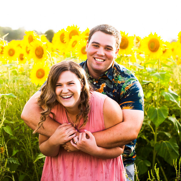 Wagner Farms Engagement Session