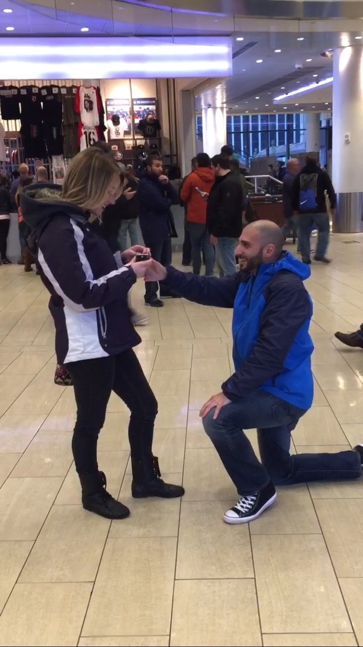 The Proposal!