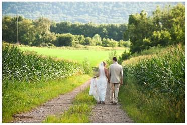 Sarah & Cody's Wedding at Orchard Grove Farms | Frankfort, NY