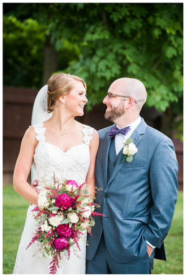 Mackenzie & Jim's Wedding at The Cannery | Vernon, NY