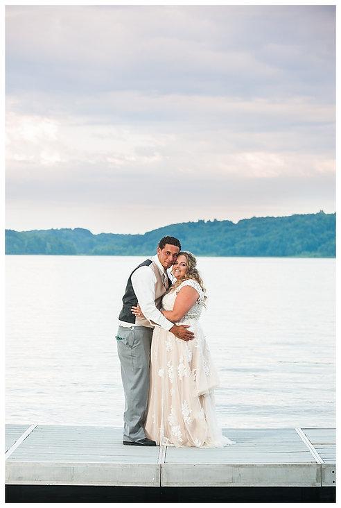 Karly Amp Orlando S Wedding Hinckley Lake Ny