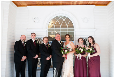 Stephanie & Todd's Winter Wedding at The Gatsby | Vernon, NY