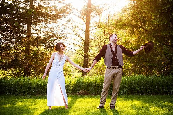 Utica NY Engagement Photographer