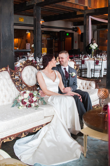 Hillary & Brandon's Wedding at The Cannery