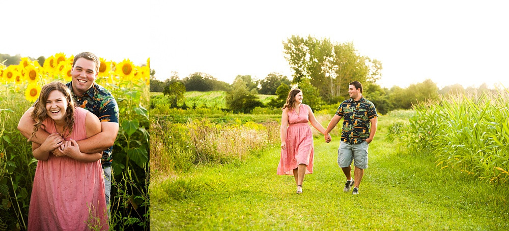 Rome, NY Engagement Photographer