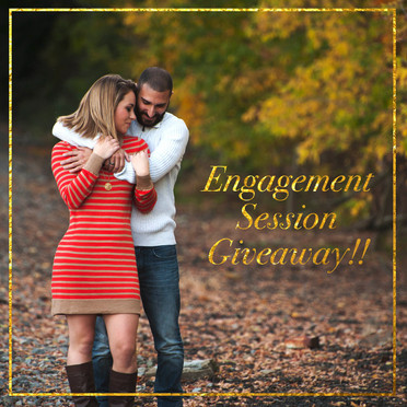 **Facebook Engagement Session Giveaway**