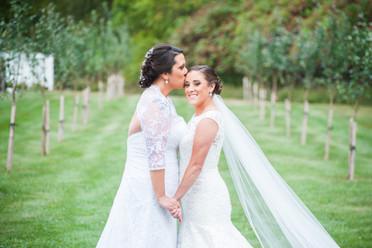 Tess & Kim's Wedding