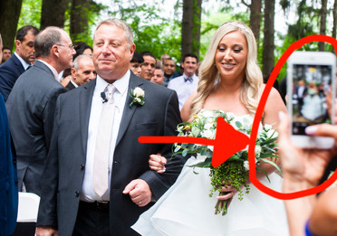 11 Things Wedding Guests Need to STOP Doing