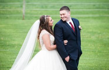Joey & Casey's Wedding at MKJ Farm | Deansboro NY