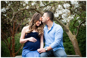 Kara & Mike Maternity Session