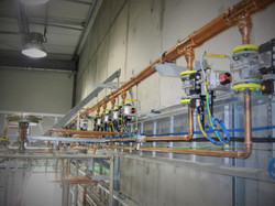 Process Water Lines