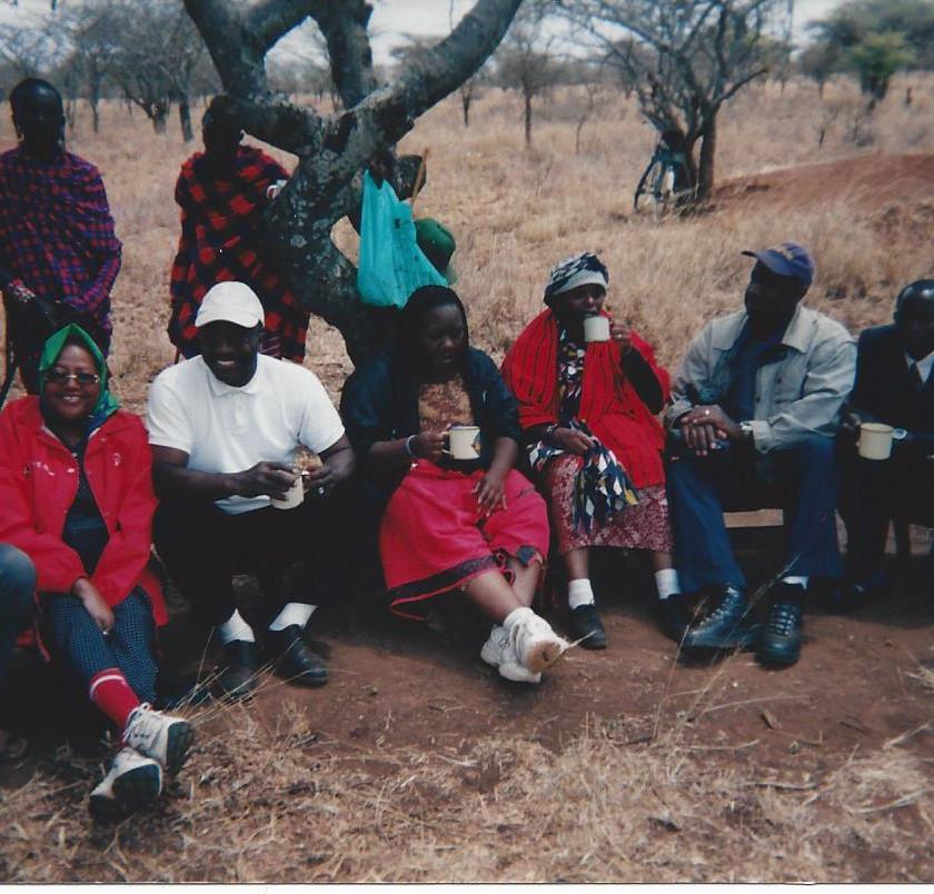 Church in Masai Land