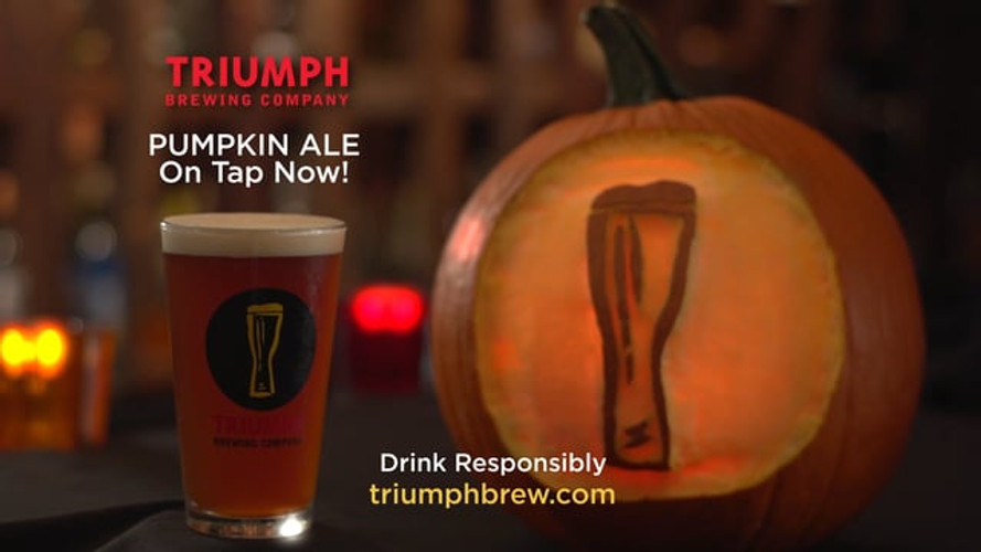 Triumph Pumpkin Ale
