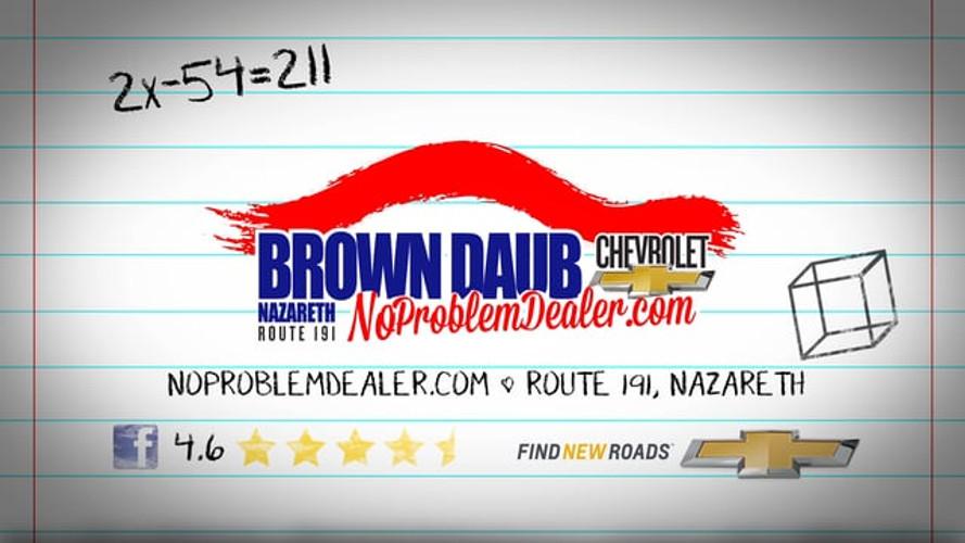 Brown Daub Chevy