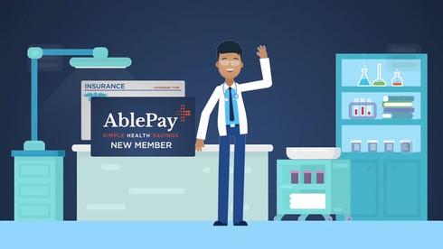 AblePay Health Animated Explainer Video