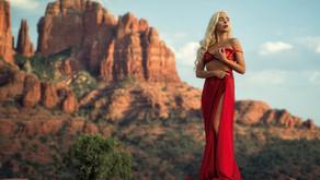 Best Outdoor Portrait Photography in Sedona Arizona
