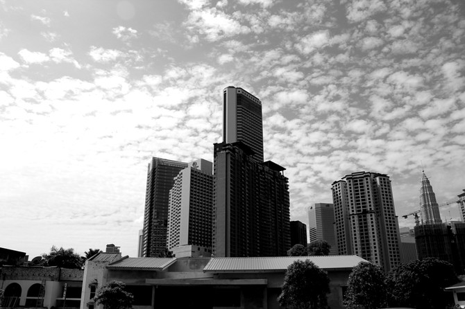 The Cityscape of Kuala Lumpur: A Starting Point