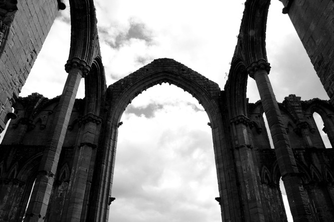 Perception 5: Fountains Abbey, Yorkshire
