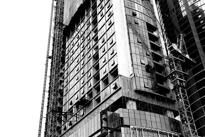 Perception 88: Construction in detail, Nexus Bangsar South, Kuala Lumpur