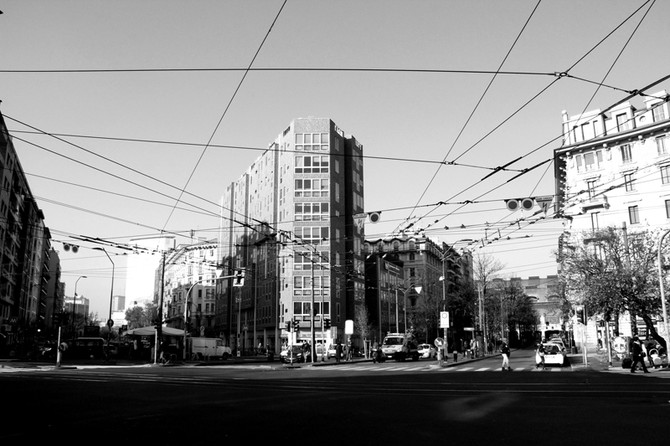 Perception 90: Wires and Structures, Milan