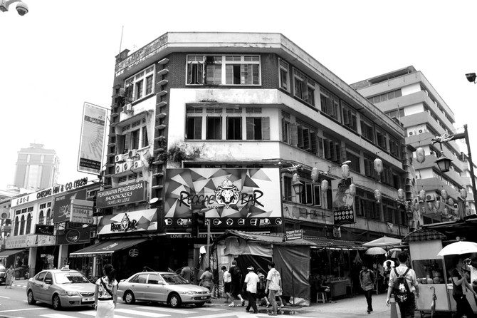 Perception 69: Raggae Bar, Jalan Tun H.S. Lee, Kuala Lumpur