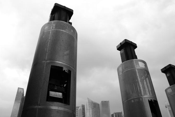 Perception 141: Metal Structures, Singapore