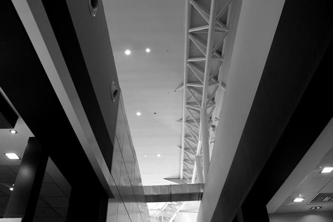 Perception 66: Interior Lights, KLIA 2, Kuala Lumpur