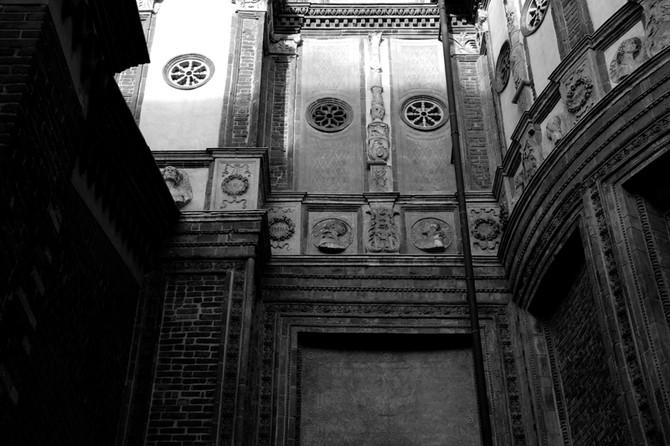 Perception 95: Santa Maria delle Grazie, Milan