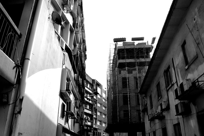 Perception 83: Back Alley, Changkat Bukit Bintang, Kuala Lumpur