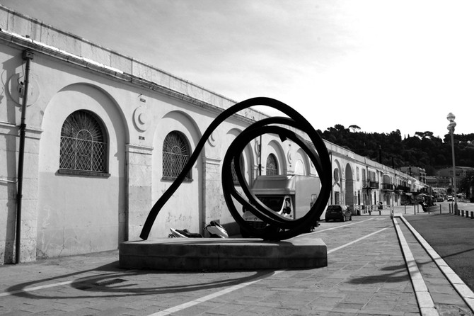 Perception 38: Sculpture @ Promenade de Anglais, Nice