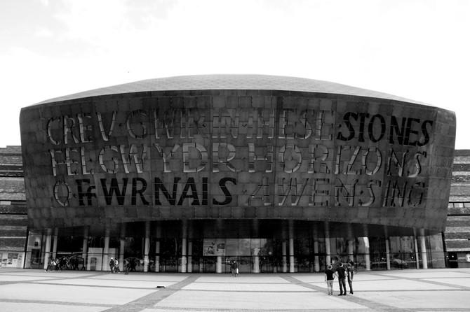 Perception 19: Wales Millenium Centre, Cardiff