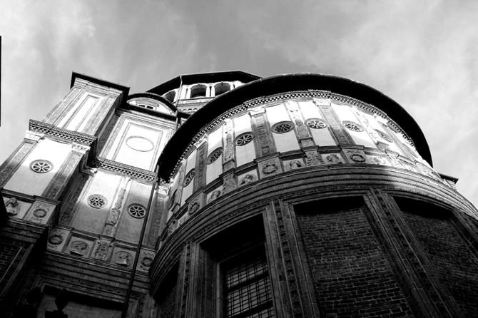 Perception 123: Santa Maria Delle Grazie, Milan