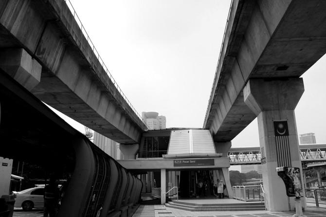Perception 22: Pasar Seni Train Station, Kuala Lumpur